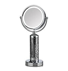 Fanity- Luxurious Vanity Mirror w/ Cooling Fan and LED Lights