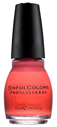 SinfulColors - Cream Nail - Smalto 108 Timbleberry