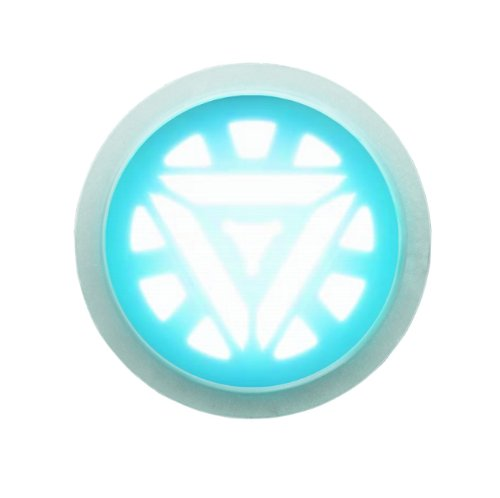 Disguise Marvel Iron Man 3 Arc Reactor Glow Costume Accessory