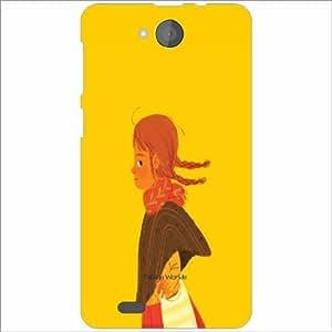 Design Worlds - XOLO Prime Designer Back Cover Case - Multicolor Phone Cover