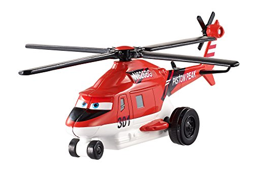 Disney Planes: Fire & Rescue Pull & Fly Vehicle #2