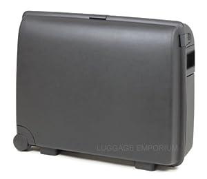 Carlton Airtec Hard PP Suitcase on Wheels 78cm in Black