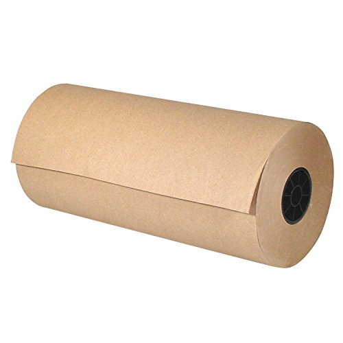 Boardwalk Paper KFT3040800 800 Foot Length x 30 Inch Width, Brown Kraft Paper Roll (30 Inch Butcher Block compare prices)