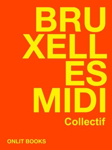Couverture du livre Bruxelles Midi