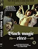 The Reincarnation of Isabel DVD aka Black Magic Rites