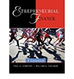 img - for [(Entrepreneurial Finance: A Casebook )] [Author: Paul A. Gompers] [Jan-2002] book / textbook / text book