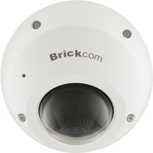 Brickcom Vandal Dome 1.3 MP Network Camera (V...
