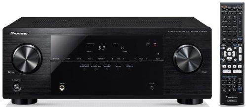 Pioneer VSX-421 AV Reciever, 5 x 130 W, 5 – 100000 Hz, Bl