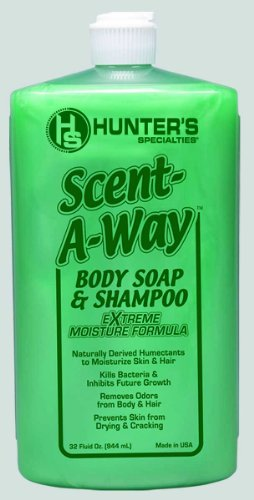 Best Review Of Hunter's Specialties Scent-A-Way Odorless Liquid Soap, 32-Ounce
