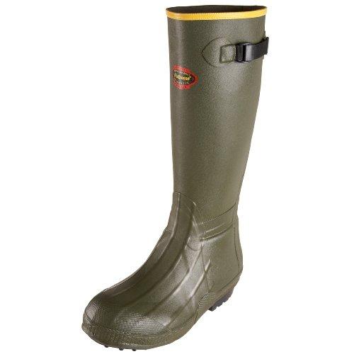 "LaCrosse Men's 18"" Burly Air Grip Hunting Boot,Olive Drab Green,8 M US"