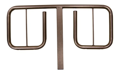 Medline Bariatric Bed Side Rails front-20120