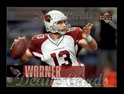 2006 Upper Deck # 4 Kurt Warner Arizona Cardinals-FB (Football Card) Dean's Cards 8 - NM/MT