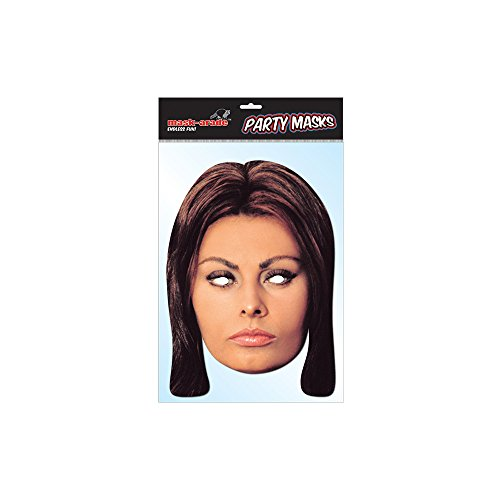 Official Sophia Loren Celebrity Mask - 1