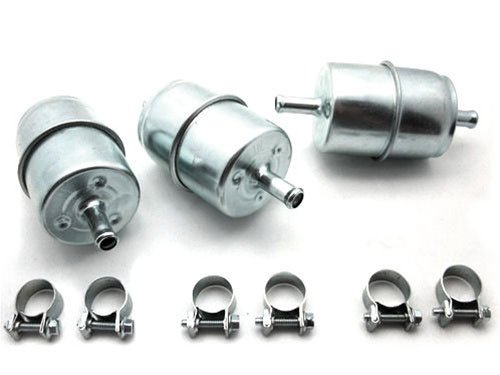 Enduralast Ff-859X3 Fuel Filters X 3 Pack - Bmw R Oilhead & K; 16 14 2 325 859 / Enduralast