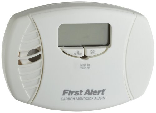 First Alert CO615 Carbon Monoxide Plug-In Alarm