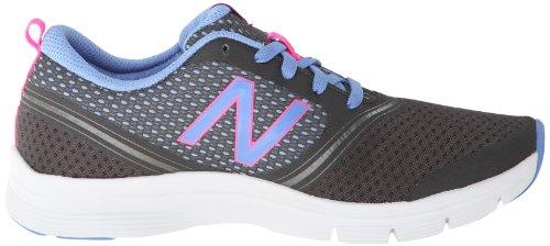 888098101157 - New Balance Women's 711 Mesh Cross-Training Shoe,Dark Grey/Purple,5.5 D US carousel main 5