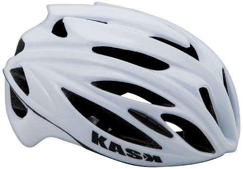 Kask Rapido - Casco para bicicleta de carretera, color blanco , talla M ( 48 - 58 cm ) ,talla M ( 48 - 58 cm )