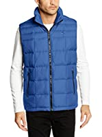 Tommy Hilfiger Chaleco New York (Azul Royal)