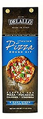 DeLallo Pizza Dough Kit, Italian
