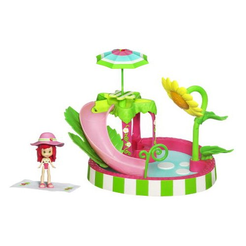 Pool Slides:Strawberry Shortcake designed Playpack variety 2 Images