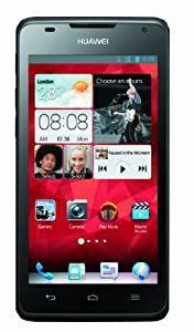 Huawei Ascend G510 SIM Free Smartphone - Black (discontinued by manufacturer)