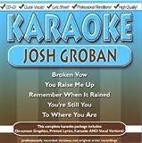 Karaoke Karaoke: Josh Groban