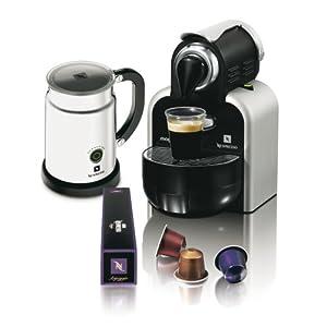 Best Coffee Makers-Magimix Nespresso M100 Coffee Maker & Aeroccino (Metal Grey):Best Coffee Makers