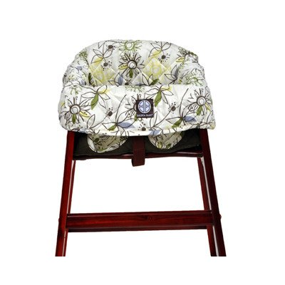 High Chair Cover Color/Pattern: Retro Flower