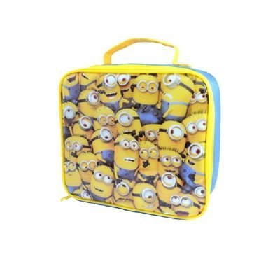 Best Price For Despicable Me Minion Lunch Bag - Cheap Lunch Bags