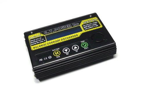 GT Power A606 Max 6A Li-polymer Battery Life Max 6A Battery Balance Charger AC044