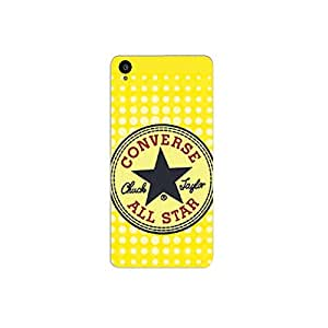 sony z3+ nkt06 (8) Mobile Case by Mott2 - Converse Star Logo (Limited Time Offers,Please Check the Details Below)