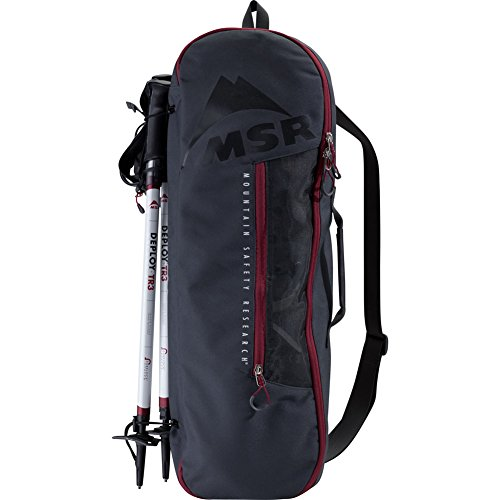 MSR Snowshoe Bag, Black