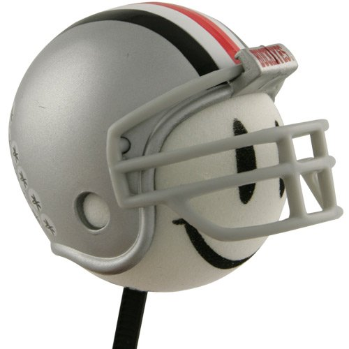 [해외]오하이오 주립 축구 헬멧 안테나 토퍼/Ohio State Football Helmet Antenna Topper