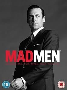 Mad Men - Season 1-6 [DVD]