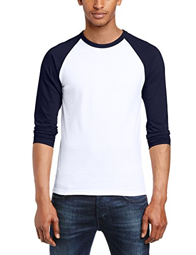 fotl-long-sleeve-baseball-tee-camisa-con-manga-larga-para-hombre-color-multicoloured-white-navy-tall