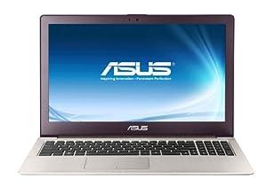 Asus Zenbook UX51VZ-DB114H 39,6 cm (15,6 Zoll) Notebook (Intel Core i7 3632QM, 2,2GHz, 8GB RAM, 256GB HDD, NVIDIA GT 650M, Win 8) schwarz