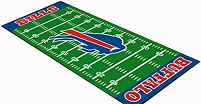 Fan Mats Buffalo Bills Football Runner