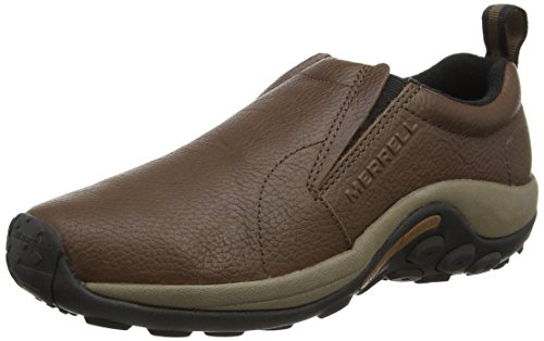 Merrell JUNGLE MOC J39817, Scarpe chiuse uomo, Marrone (Braun (BLACK SLATE)), 44