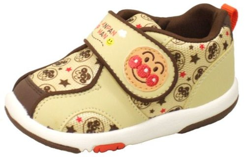 [It should! anpanman, anpanman baby sneakers B08 (14.5, Brown)