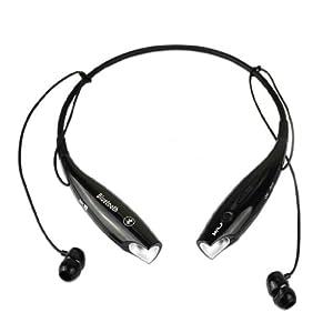 Cheap Black Wireless Bluetooth V4.0+EDR HV-800 Neckband Sport Stereo Universal Headset Headphone for Smartphone