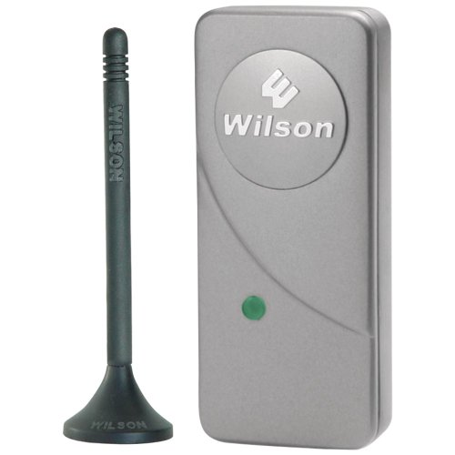 Wilson Electronics 801242 MobilePro Cell Phone Signal Booster for Car and Home / Office w/4