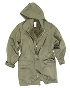 French M300 Winter Lined M65 Style Parka from CISSBURY
