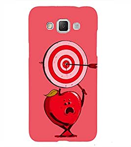 Arrow And heart 3D Hard Polycarbonate Designer Back Case Cover for Samsung Galaxy Grand Max