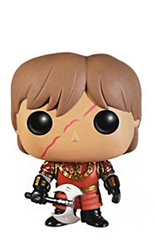 Funko POP! Game of Thrones Tyrion Battle Axe Vinyl Figure - 1