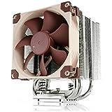 Noctua Premium Quality Quiet CPU Cooler for Intel LGA 2011,1156,1155,1150 and AMD AM2/AM2+/AM3/3+,FM1/2 Sockets NH-U9S