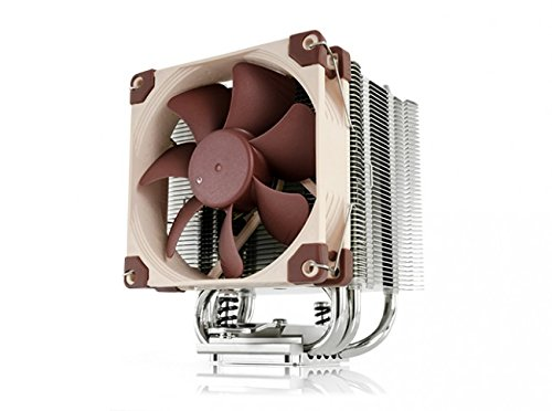 Noctua Premium Quality Quiet CPU Cooler for Intel LGA 2011,1156,1155,1150 and AMD AM2/AM2+/AM3/3+,FM1/2 Sockets NH-U9S (Cpu Cooler For Am2 compare prices)
