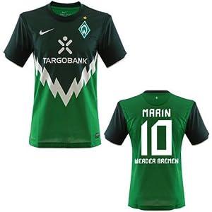 Werder Bremen Marin Trikot Home 2011