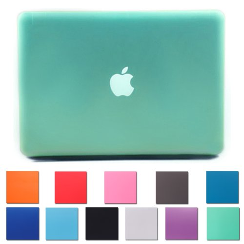 "Great Features Of HDE Matte Hard Shell Clip Snap-on Case for MacBook Pro 13"" (Non-Retina) - Fit..."