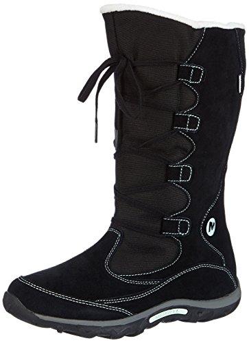 merrell-jungle-moc-waterproof-unisex-kids-hook-and-loop-boots-black-black-mint-11-uk