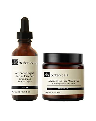 Dr Botanicals Set Facial Floral